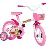 Bicicleta Aro 12 Turminha Guará Feminina
